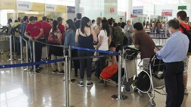 Solo una mínima parte de los afectados por retrasos de vuelos reclama