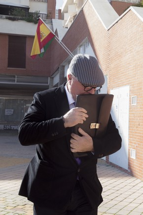 El comisario Jose Manuel Villarejo.
