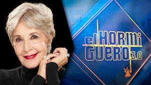 Concha Velasco, la próxima invitada de 'El hormiguero'.