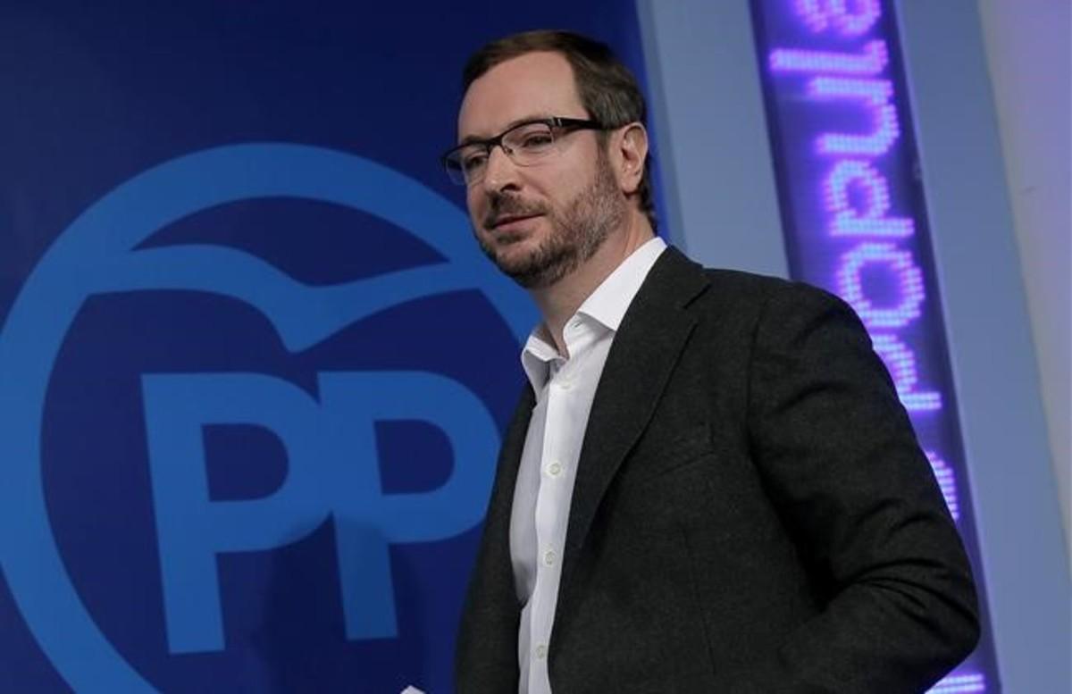 El vicesecretario de sectorial del PP, Javier Maroto.