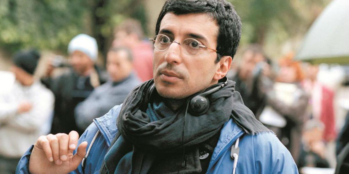 El director Nadir Moknèche.