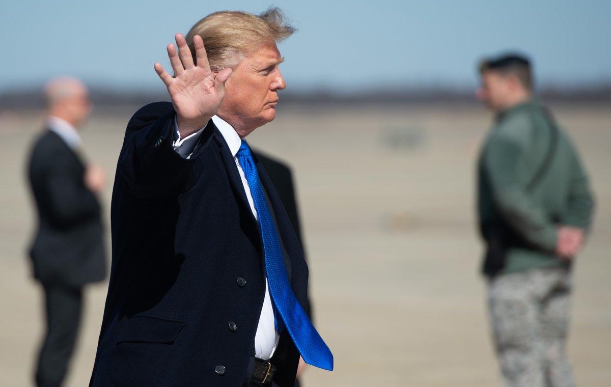 Donald Trump es partidario de una intervención militar en Venezuela.