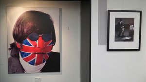 Una de las imágenes que se pueden ver desde este viernes en la exposición.