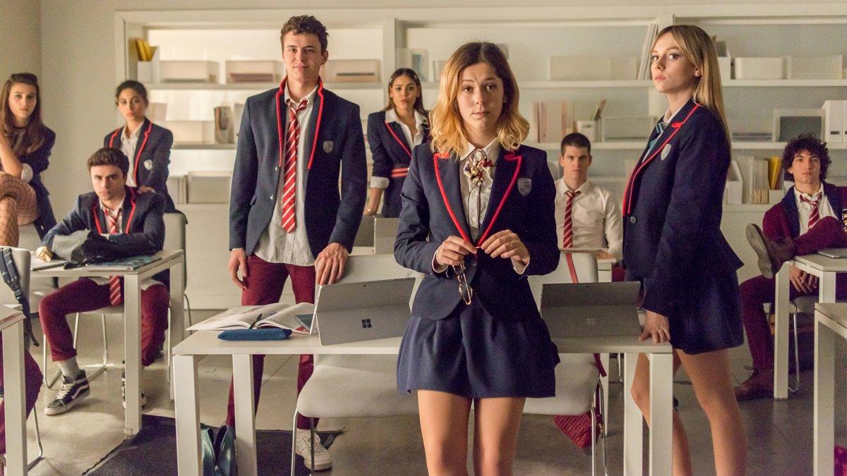 Las claves de la segunda temporada de 'Élite', que llega hoy a Netflix