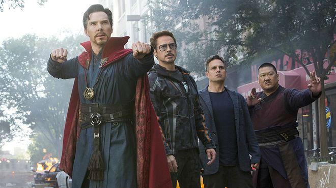 Tráiler de Vengadores: Infinity War (2018)