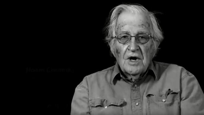 Exigimos Justicia y Libertad nuevo vídeo de Òmnium con Chomsky, Guardiola, y un largo etcétera.