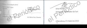 Els papers que assenyalen Puigdemont