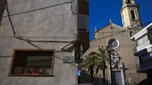 Iglesia del municipio tarraconense Constantí.