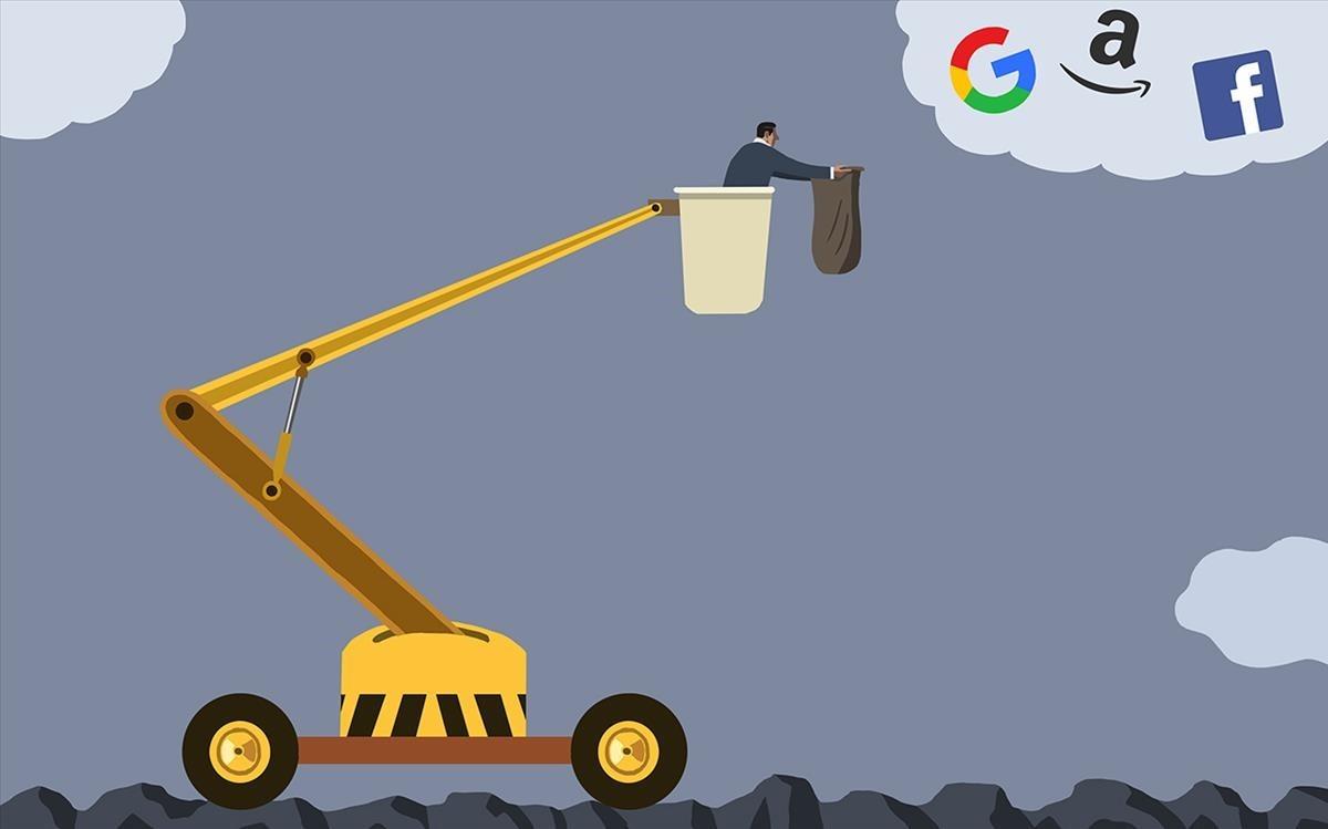 Las pensiones y la 'tasa Google'