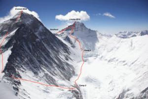 Imagen del Everest.