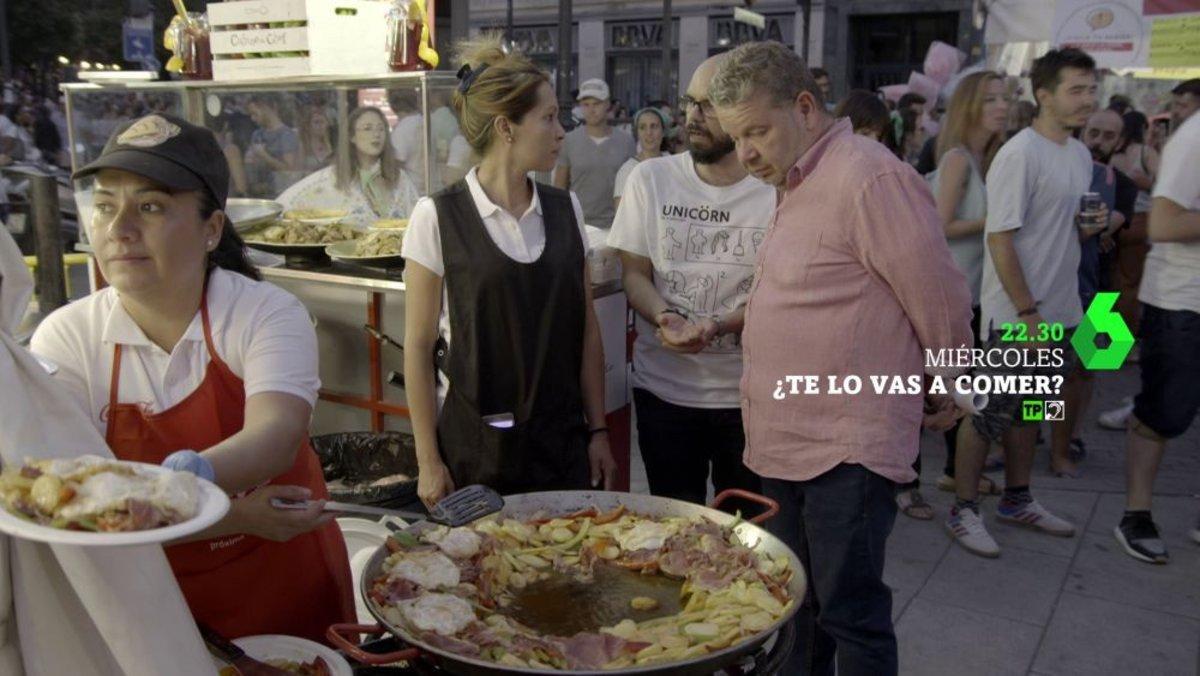 Imagen de la nueva entrega de ¿Te lo vas a comer?.