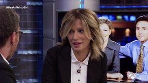 """Susanna Griso relata su tensa llegada a Antena 3: """"Rosa María Mateo estaba echando pestes"""""""