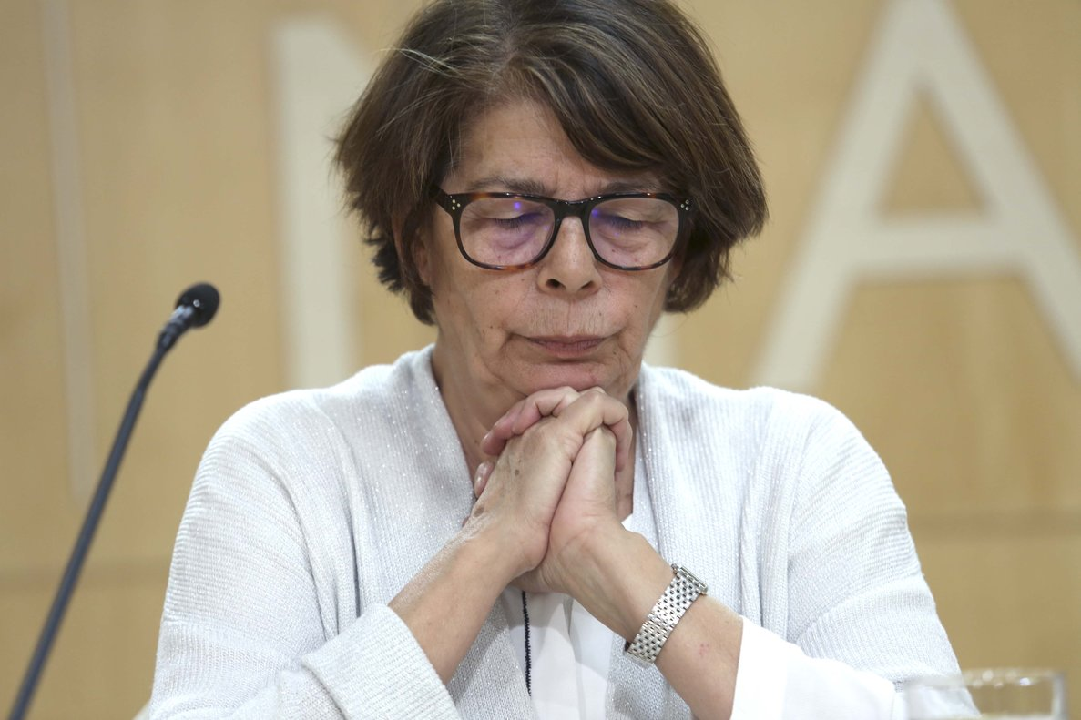 La delegada de Medio Ambiente y Movilidad del Ayuntamiento de Madrid, Inés Sabanés.