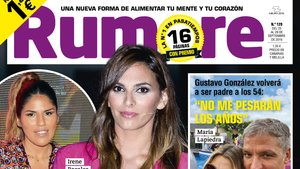 Isa Pantoja e Irene Rosales, en la portada de 'Rumore'.
