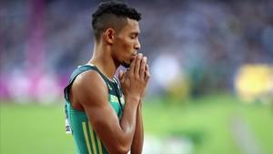 Van Niekerk, l'elegit per omplir el buit de Bolt