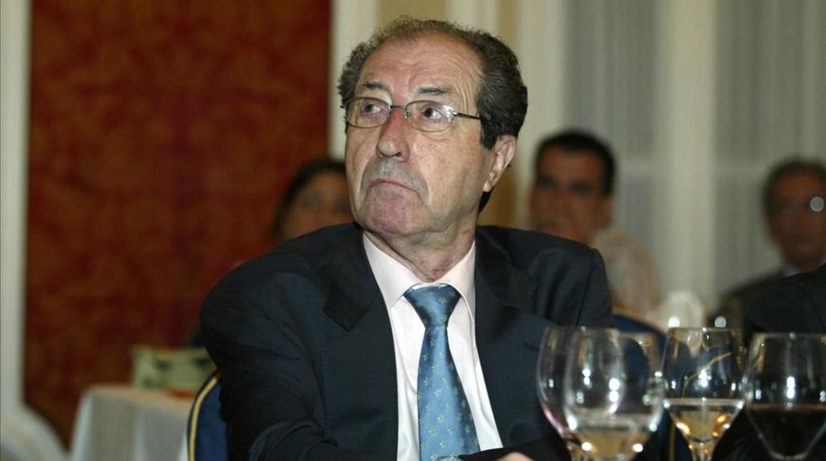 Josep Verde Aldea, en una imagen del 2005.