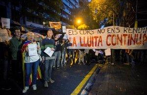 Els CDR protestaran contra el sopar de Foment el 20-D