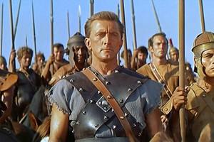 Kirk Douglas se meterá en la piel de 'Espartaco' en La 1