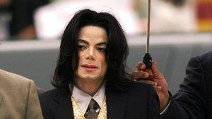 Michael Jackson, en mayo del 2005.