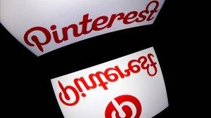 Logotipos de Pinterest.