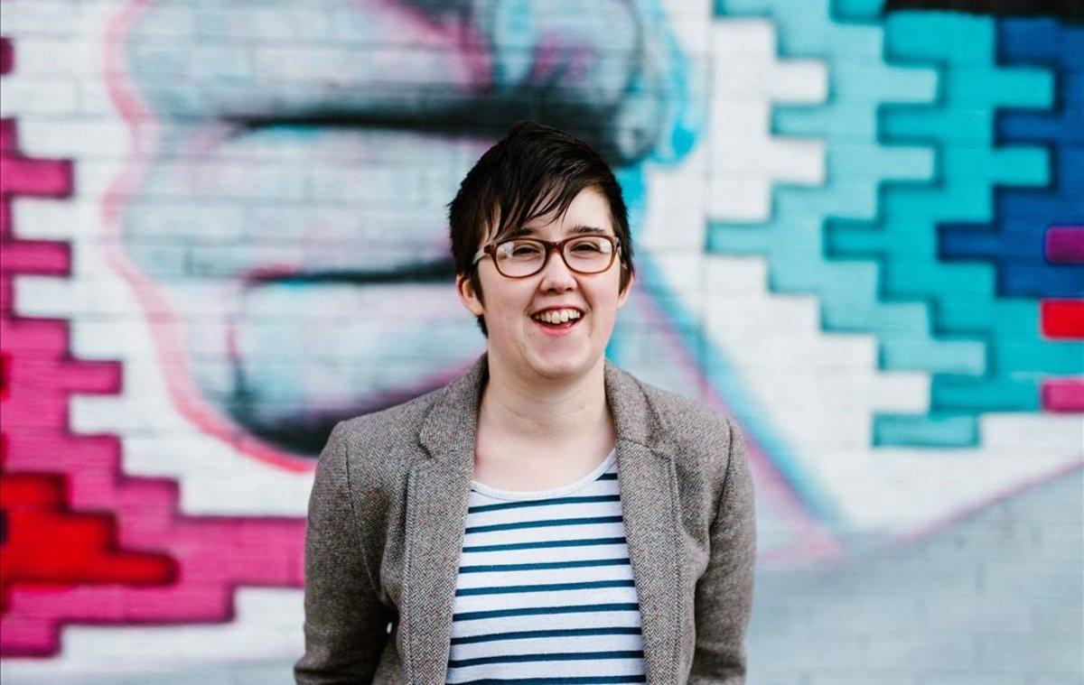 Lyra McKee, periodista irlandesa asesinada por el Nuevo IRA el pasado jueves.