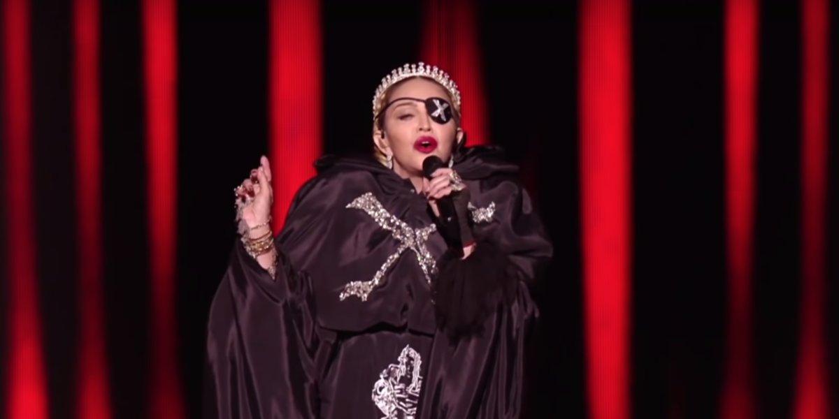 Madonna en 'Eurovisión 2019'