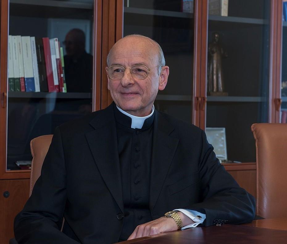 Fernando Ocáriz.