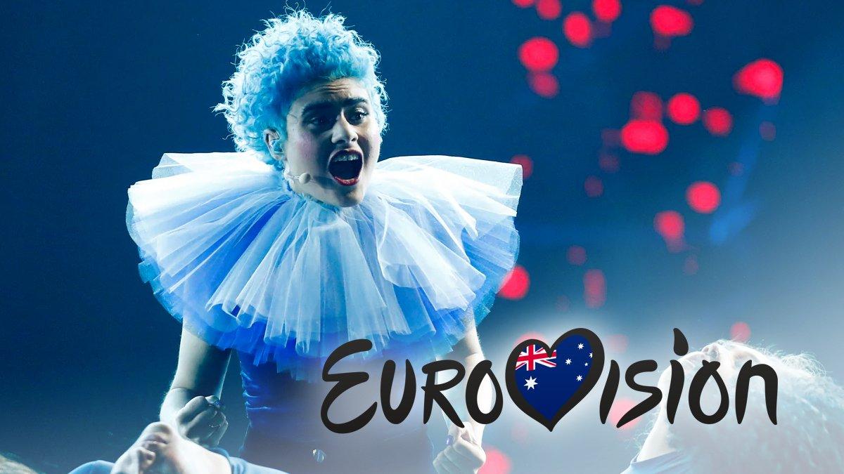 Eurovisió 2020: Montaigne representarà Austràlia amb el tema 'Don't break me'
