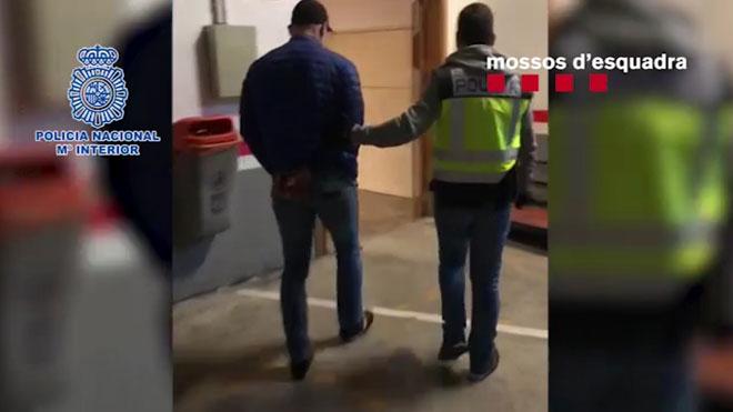 La policia evita el segrest d'un mafiós a Marbella   Vídeo