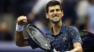 Novak Djokovic vence a Del Potro en la final del US Open.