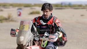 Nueva decepción para el castellonense Joan Barreda (Honda).