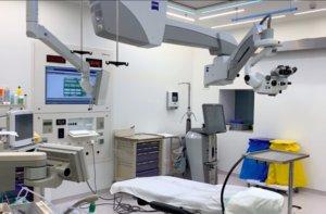 Nuevo quirófano del Hospital de Mataró