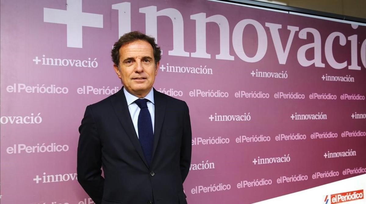 Pau Guardans, presidente de Barcelona Global.
