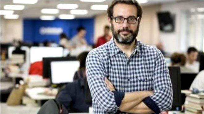 El periodista Andrés Gil, candidato para presidir RTVE.