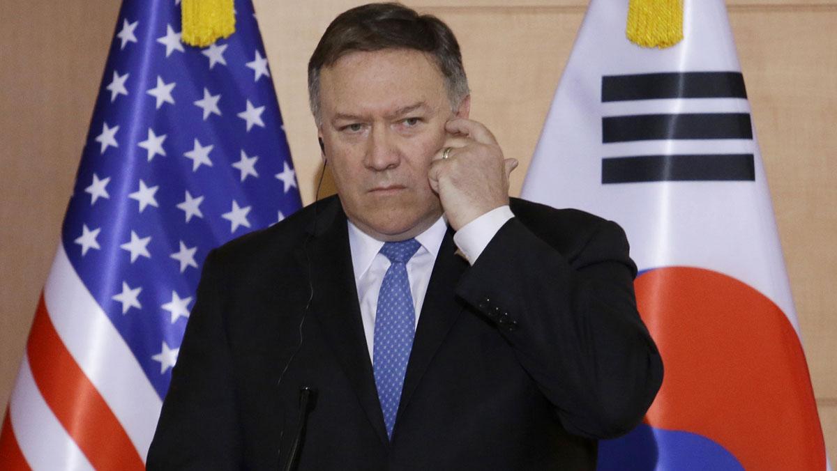 Pompeo insiste en que Estados Unidos quiere una desnuclearización completa de Pyongyang.