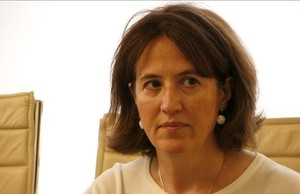 La presdenta de la ANC, Elisenda Paluzie, ha rechazado la invitación de Ada Colau.