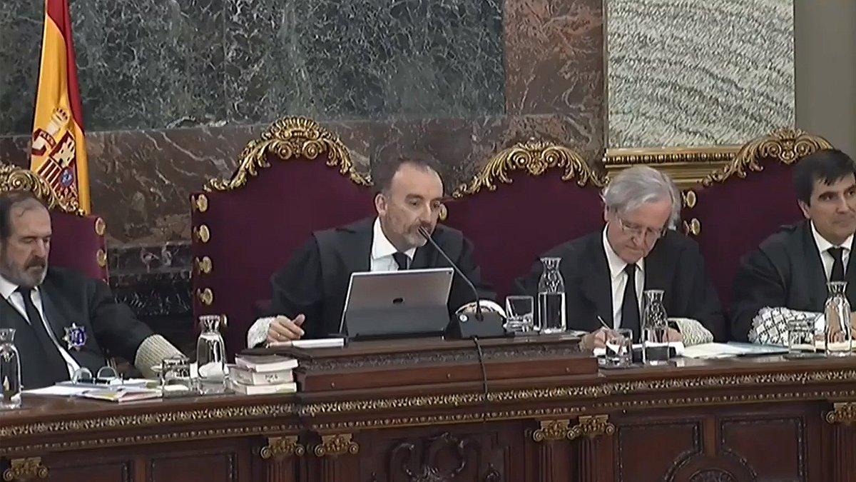 Judici al procés de Catalunya   Directe en 'streaming'