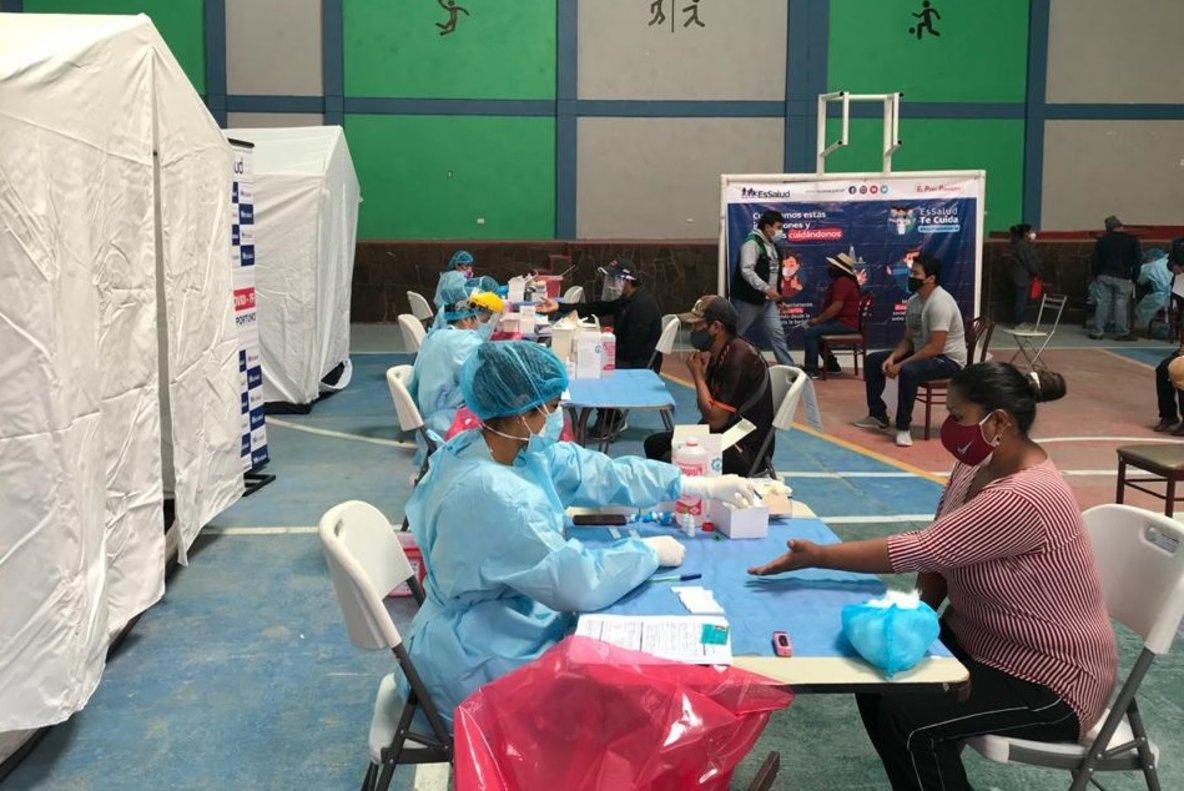 América sigue siendo la zona más afectada por el coronavirus.