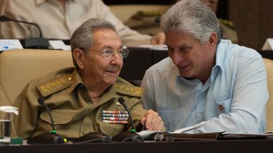 Sin los Castro y con Trump