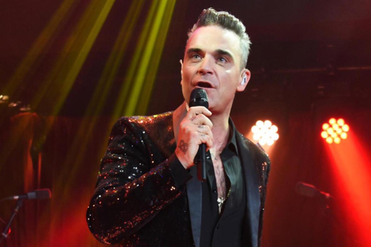 Robbie Williams se plantea representar a Reino Unido en Eurovisión