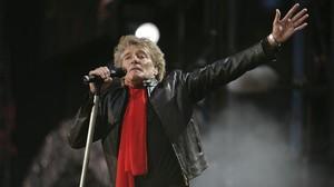 Rod Stewart, que actuará en Cap Roig el 9 de julio.