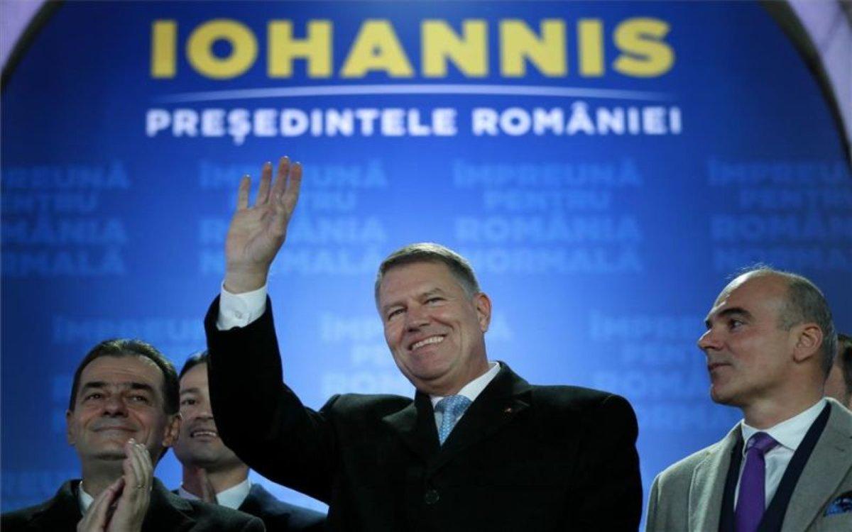 Romania reelegeix el conservador Klaus Iohannis com a president d'aquest país