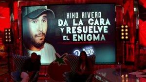 'Sálvame' anunciando la presencia de Kiko Rivera en 'Sábado Deluxe'.