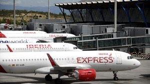 Les Canàries exigeixen que es respecti la distància entre passatgers a l'avió
