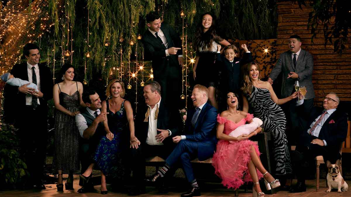 La serie 'Modern family' se despide de las pantallas.