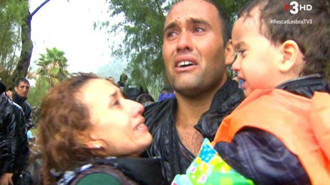 Lesbos, la nostra vergonya