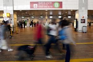 La terminal T2 del aeropuerto de El Prat.