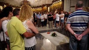 El Govern no garanteix l'exhumació de Franco abans de les generals