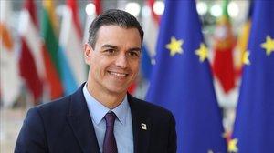 Sánchez reforça el seu perfil internacional en el G-7