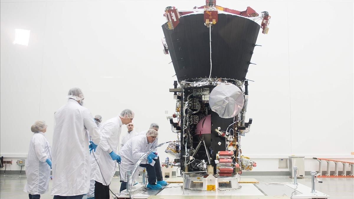 La sonda Parker de la Nasa obre més enigmes al voltant al sol